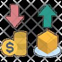 Commerce Exchange Business Icon