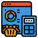 Commerce Calculator Report Icon