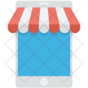 Commerce Mobile Online Icon