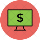 Commerce Online Business Icon
