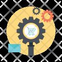 Commerce Optimization Web Icon