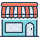 Commercial Business Supermarket Icon