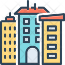 Commercial Building Architecture Icon