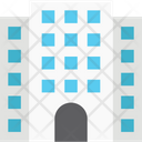 Building Commercial Building Hotel Icon