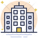 Commercial Building Building Commercial Icon