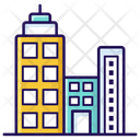Office Commercial Building Building Icon