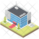 Commercial Business Center Icon
