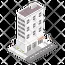 Building Architecture Commercial Centre Icon