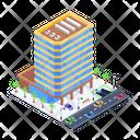 Commercial Centre Icon