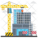Commercial Construction Icon