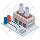 Refinery Industry Mill Factory Icon