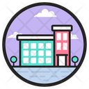 Commercial Shop Icon