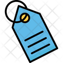 Commercial Tag Icon