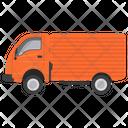 Commercial Van Van Luxury Van Icon