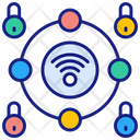 Commercial Vpn Innovation Technology Icon