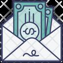 Envelope Fee Money Icon