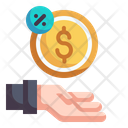 Commission Referral Money Back Icon