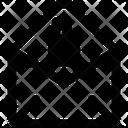 Commission Envelope Fee Icon