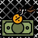 Commission Bonus Commission Salary Icon