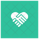Commitment Deal Handshake Icon