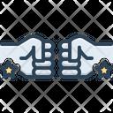 Commitment Confident Battle Icon