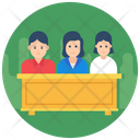 Committee Council Commission Icon