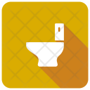 Commode Bathroom Toilet Icon