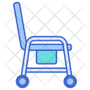 Commode Chair Commode Chair Icon