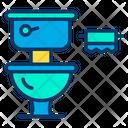 Toilet Commode Commode Tub Icon