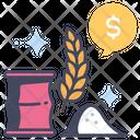 Commodities Price Icon
