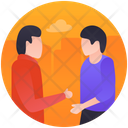 Common Folks People Patients Icon