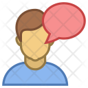Communicate Chat Chatting Icon