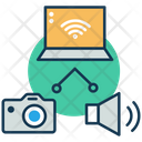 Communication Wifi Connection Icon