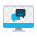 Conversation Chat Communication Icon