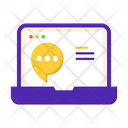 Communication Message Chat Icon