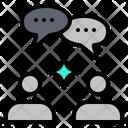 Communication Traffic Transmission Icon
