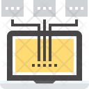 Communication Connection Network Icon