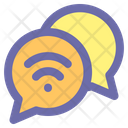 Communication Chat Bubble Icon
