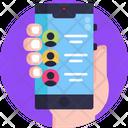 Communication Phone Tehnology Icon