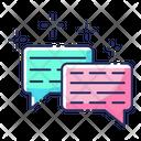 Communication Conversation Message Icon
