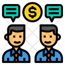 Communication Accountant Business Icon