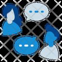 Communication Chat Talk Icon