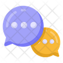 Communication Conversation Discussion Icon