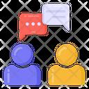 Talk Communication Conversation Icon
