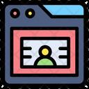 Communication Profile User Icon