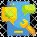 Communication Phone Customer Icon