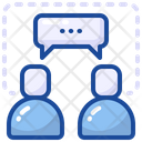 Communication Discussion Conversation Icon