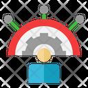 Communication Conversation Network Icon