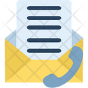 Communication Email Letter Icon