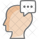 Communication Consulting Customer Service Icon